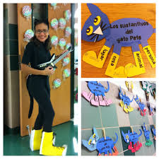 b is for bilingual pete the cat