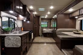 Front To Back Split House Chateau Class C Motorhomes Thor Motor Coach