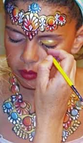 makeup schools in utah painting classes painting paradise in salt lake city utah