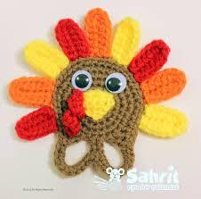 21 free thanksgiving turkey crochet patterns hubpages