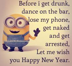 new year wishes before i get memions
