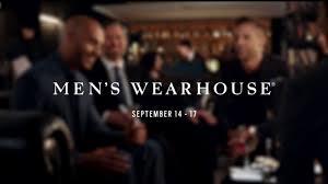 men u0027s warehouse tv ad commercial september 2017 youtube