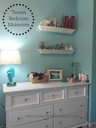 Tween Bedroom How To Do A Tween Bedroom Makeover And Not Go Broke Me Myself