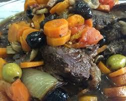 cuisiner une joue de boeuf recette joue de boeuf à la provençale facile rapide