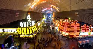 Las Vegas Fremont Street Map by Slotzilla Zipline And Zoomline Video And Review Family Vacation Hub