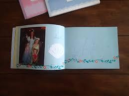 personalized autograph books custom autograph books disney cruise