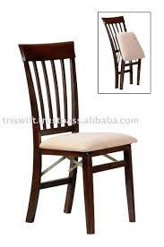 Folding Dining Chairs Wood Wood Folding Dining Chair China Outdoor Wooden Folding Dining