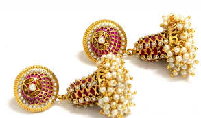 earrings in grt grt jewellery earrings designs jewellery design ideas