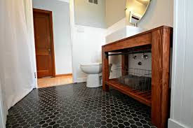 modern farmhouse bathroom vanity tutorial u2014 decor and the dog