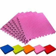 tappeti ad incastro set di 6 tappetini ad incastro tappetini puzzle ideale come