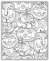 Halloween Coloring Books Best 25 Fall Coloring Sheets Ideas On Pinterest