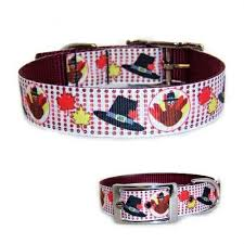 thanksgiving day collar collar fancy