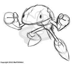 mattoonart horseshoe crab character
