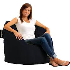 big joe bean bag chair multiple colors walmart com