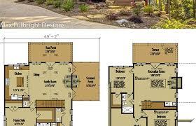 best cabin floor plans house plan best cabin floor plans ideas with porches 800 sqft
