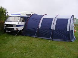 Small Campervan Awnings Strathpeffer Vw Campervan Hire Vw T25 T3 Autosleeper Trident