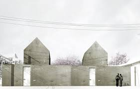 two houses two houses by cheungvogl in dailytonic