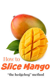 how to slice a mango 3 easy steps for cutting a mango