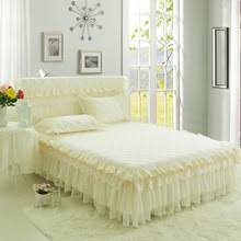 Girls Bed Skirt by Popular Queen Bed Skirt Buy Cheap Queen Bed Skirt Lots From China