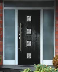 simple model walnut meranti wood exterior door home luxury to