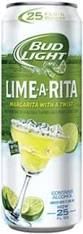 Bud Light Margaritas Bud Light Lime A Rita 25 Oz Can Specialty Beer Bevmo