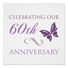 60th wedding anniversary wishes 60th wedding anniversary cliparts clipart collection