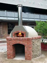 Pizza Oven Fireplace Insert by Pizza Oven Fireplace Combo Plans Outdoor And Kits U2013 Apstyle Me