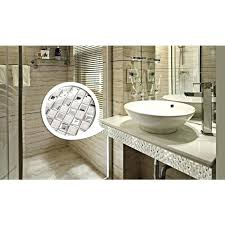 mirror tiles for bathroom walls mirror wall tiles bathroom mirror tiles uk ianwalksamerica com