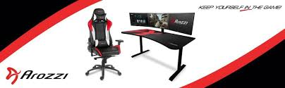 office chair amazon black friday amazon com arozzi arena gaming desk black home u0026 kitchen