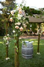 Wedding Arches Decorated With Burlap 96 Best Ceremony Images On Pinterest Marriage Events And Wedding
