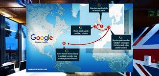 Google Ireland Office Google Po Box Number 666 In Bermuda Quietly Receives 8 Billion