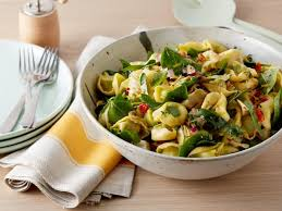 spinach artichoke pasta salad recipe rachael food network