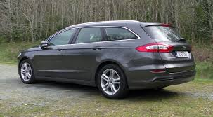 ford mondeo estate automatic 2 0l tdci diesel review changing lanes