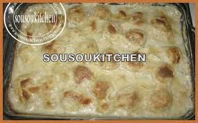 choumicha cuisine marocaine gratin de poisson sauce béchamel recette de choumicha cuisine