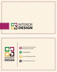 house design business cards brochure and business card design