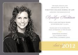 law graduation announcement wedding invitations
