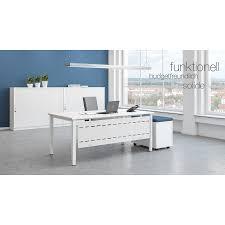 Schreibtisch 50 Tief Sympas Schreibtisch Typ B Von Assmann Büromöbel 100 Cm Tief 68