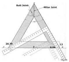 Roof Framing Pictures by Roof Framing Geometry Roof Framing Polygon Angles