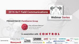 Seminar And Webinar Schedule Webinars Fieldcomm Group