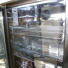 rhino glass door 129l alfresco bar fridge gsp1h 840 ss bbq u0027s