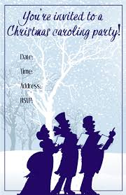 printable christmas hymns the ultimate guide to organizing a christmas caroling party