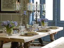 dining room table settings french inspired dining rooms and table settings inspiring