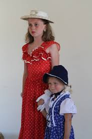Old Fashioned Toddler Dresses Old Fashion Dress Review Paul Bunyan Days