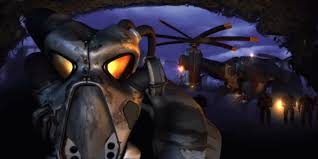 fallout new vegas halloween costume what color was the enclave u0027s advanced power armor fallout new