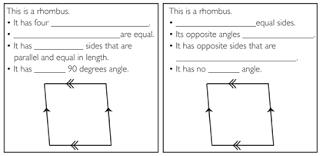space and geometry u2013 properties of geometric figures student