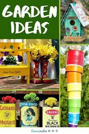 craft outside 84 diy garden ideas favecrafts com