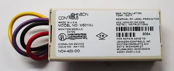 johnson controls m501mj