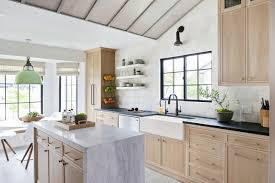 solid wood kitchen cabinets miami top design trends of 2020 from home offices to two tone