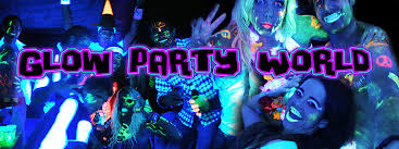 glow party black light led glow party kits uv ultra violet lights neon party