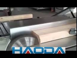 Used Universal Woodworking Machines Uk by Combination Woodworking Machine Youtube